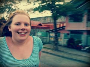 Hanna Söderlund_volontär på Filippinerna 2013