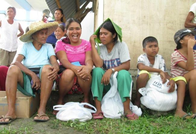 Glada miner även i Cambalong.
