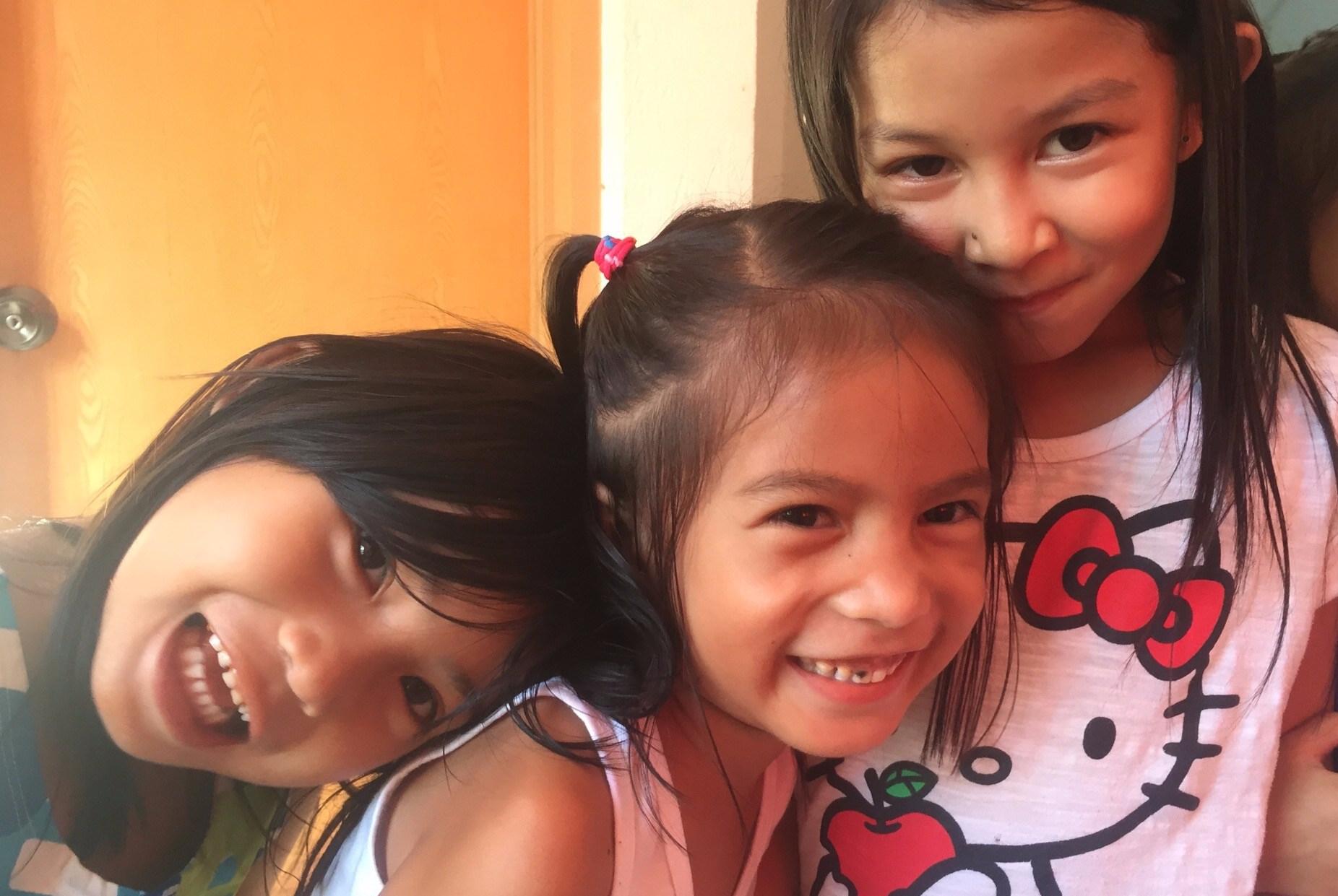 Skolbarn_filippinerna